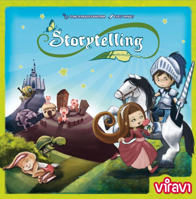 Storytelling juegos de mesa lectura