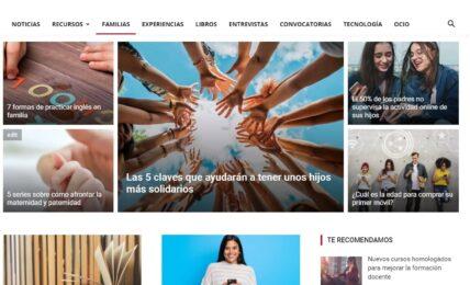 web educación 3.0