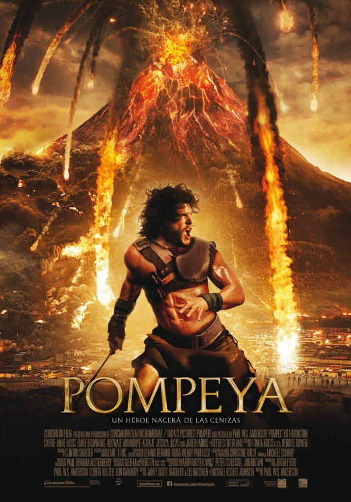 Pompeya película