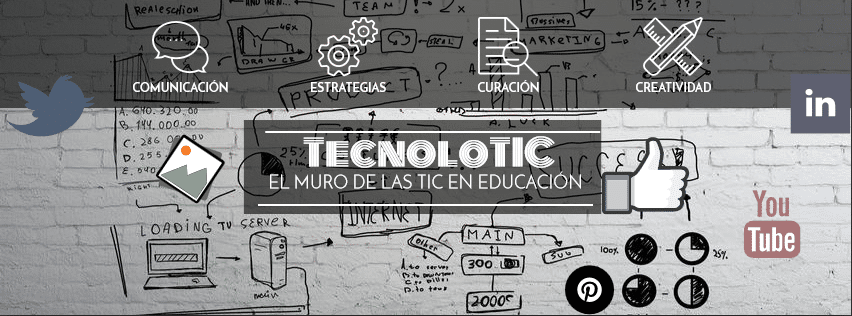 Tecnolotic páginas de facebook educativas