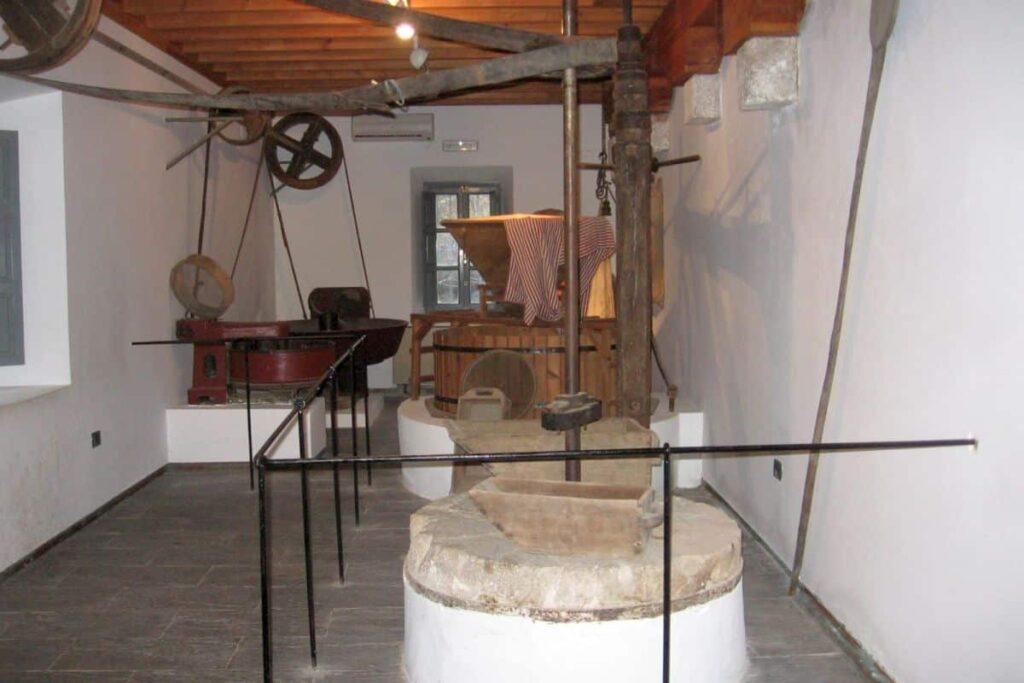 Ecomuseo del agua Molino de Benamahoma (Cádiz)