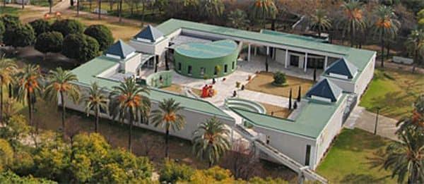 NaTuria, centro de divulgación del medioambiente (Valencia)