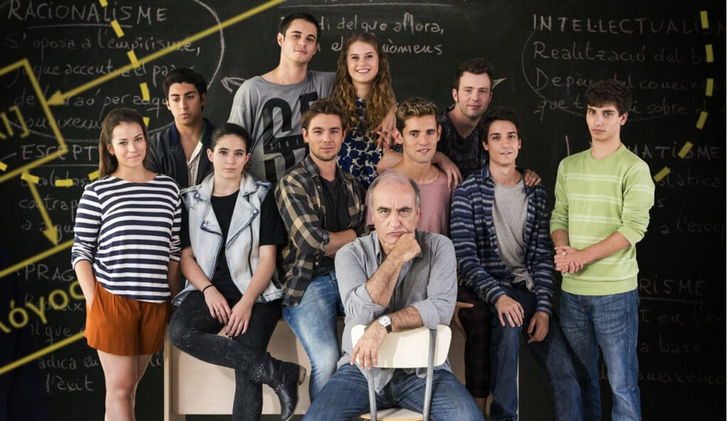 Merlí, Educar en diversidad