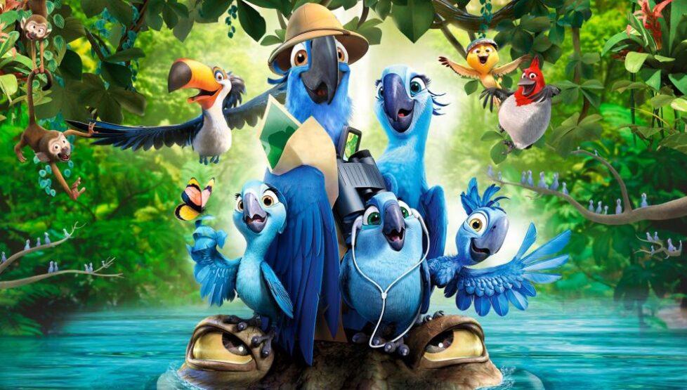 Río película animada