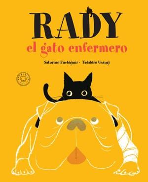 Rady, el gato enfermero novedades editoriales de febrero
