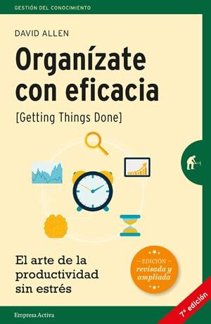 Organízate con eficacia Libros gestión del tiempo