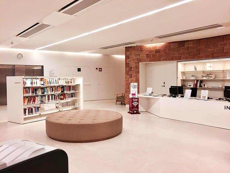 Biblioteca Sant Gervasi-Joan Maragall de Barcelona