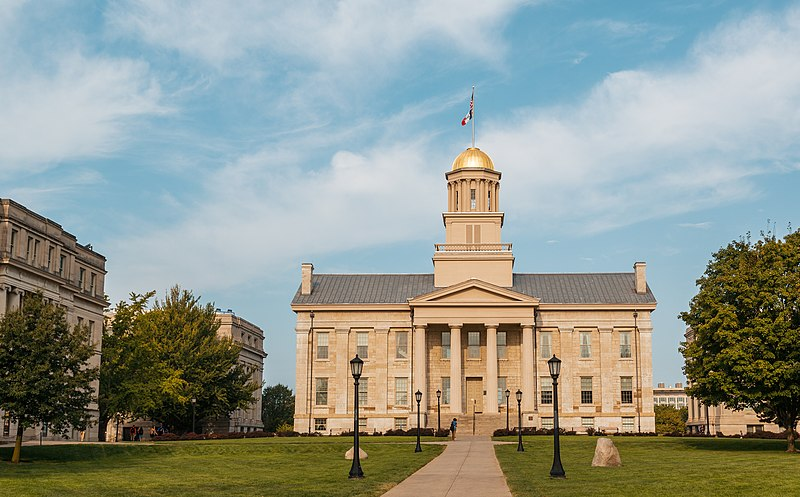 Iowa City (Estados Unidos) Ciudades literarias de la UNESCO