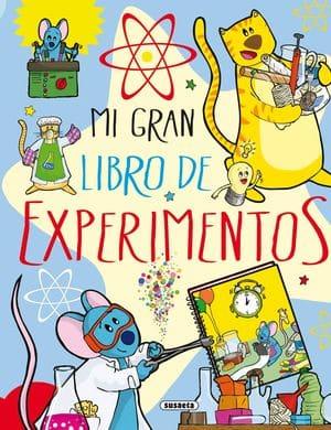 Mi gran libro de los experimentos libros ciencias niñas