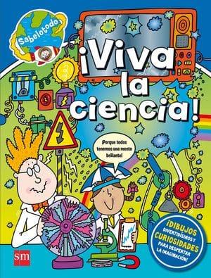 ¡Viva la ciencia! Libros para las científicas del futuro