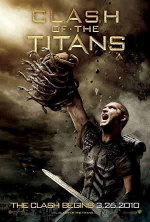 Furia de Titanes película