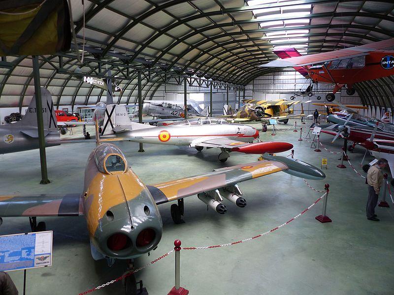 Museo de Aeronáutica y Astronáutica (Madrid)