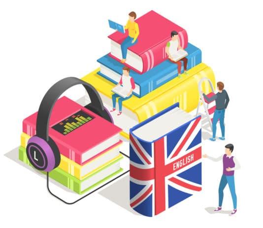 Libros divertidos para aprender inglés