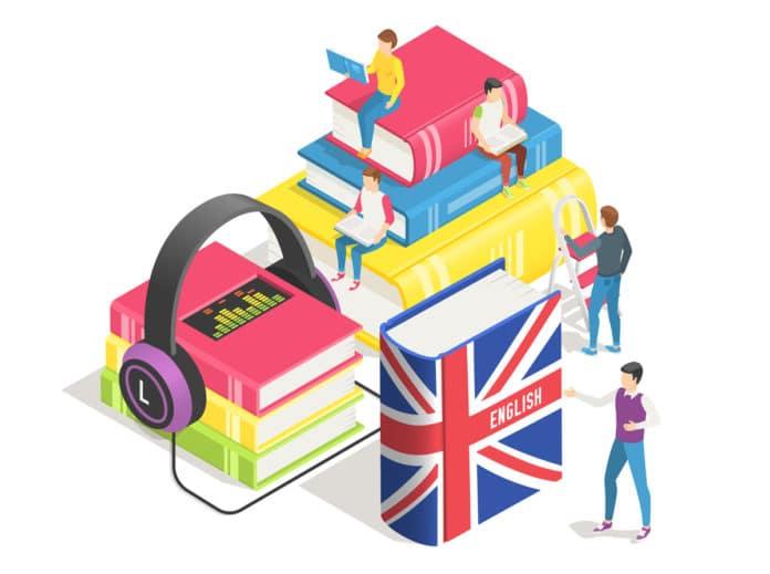 Livres amusants pour apprendre l'anglais