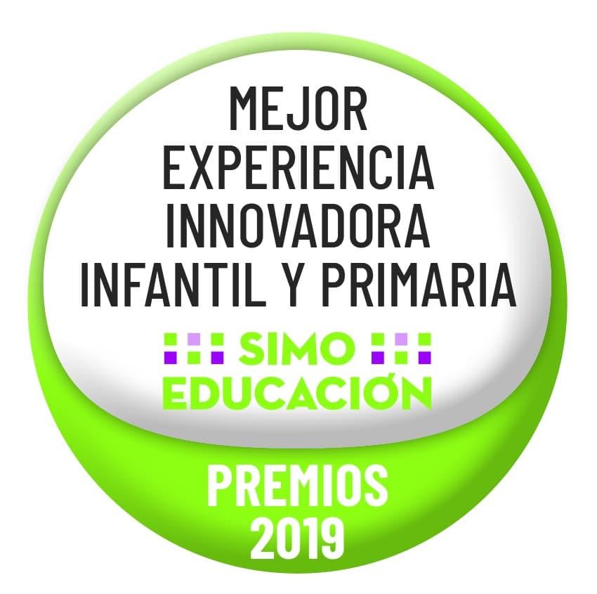 Mejor Experiencia Docente Innovadora infantil y primaria