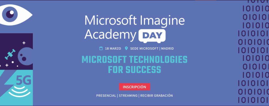 Microsoft imagine Academy Day 1