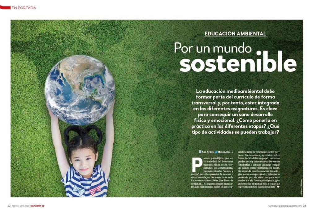 37 de la Revista EDUCACIÓN 3.0