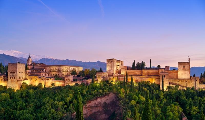 Granada (Andalucía) Ciudades literarias de la UNESCO