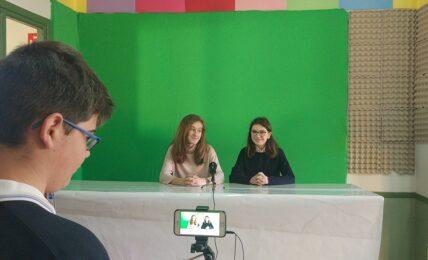 estudiantes periodistas