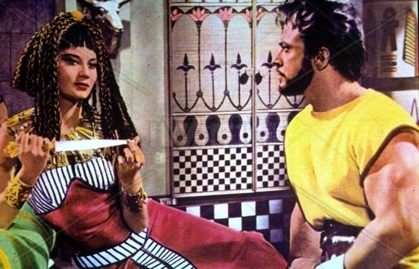 Menelao y Helena mitología griega