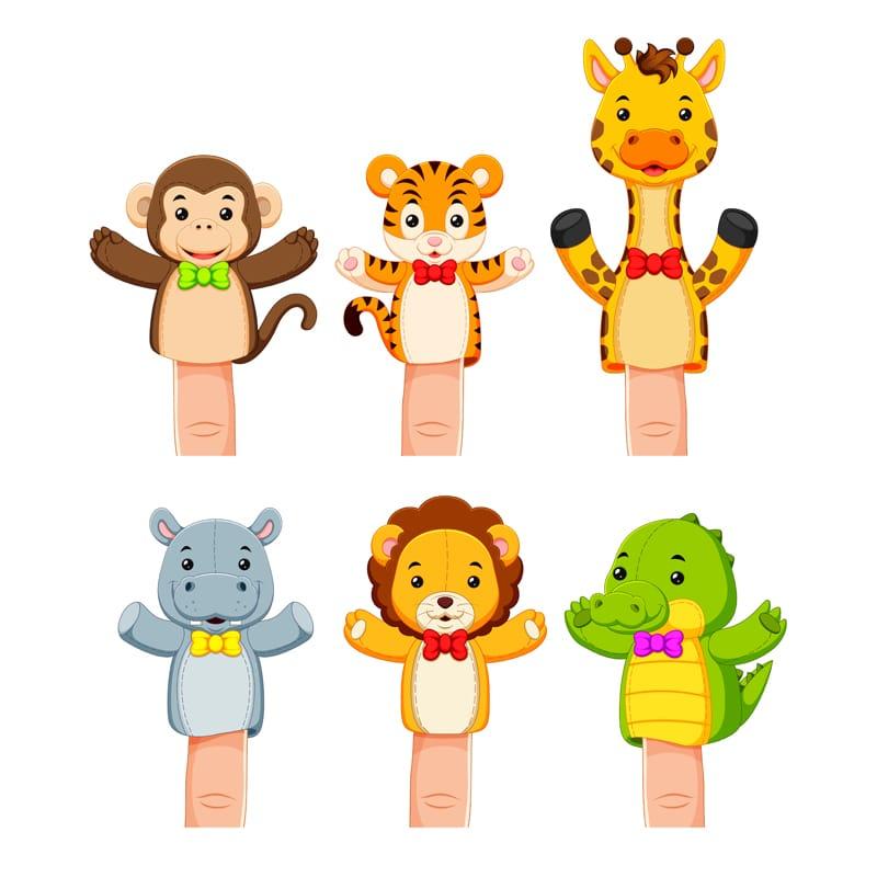 Calcetines transformados en marionetas Manualidades para cuidar el medioambiente
