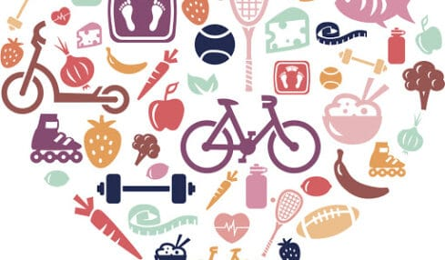 Recursos para fomentar el hábito saludable