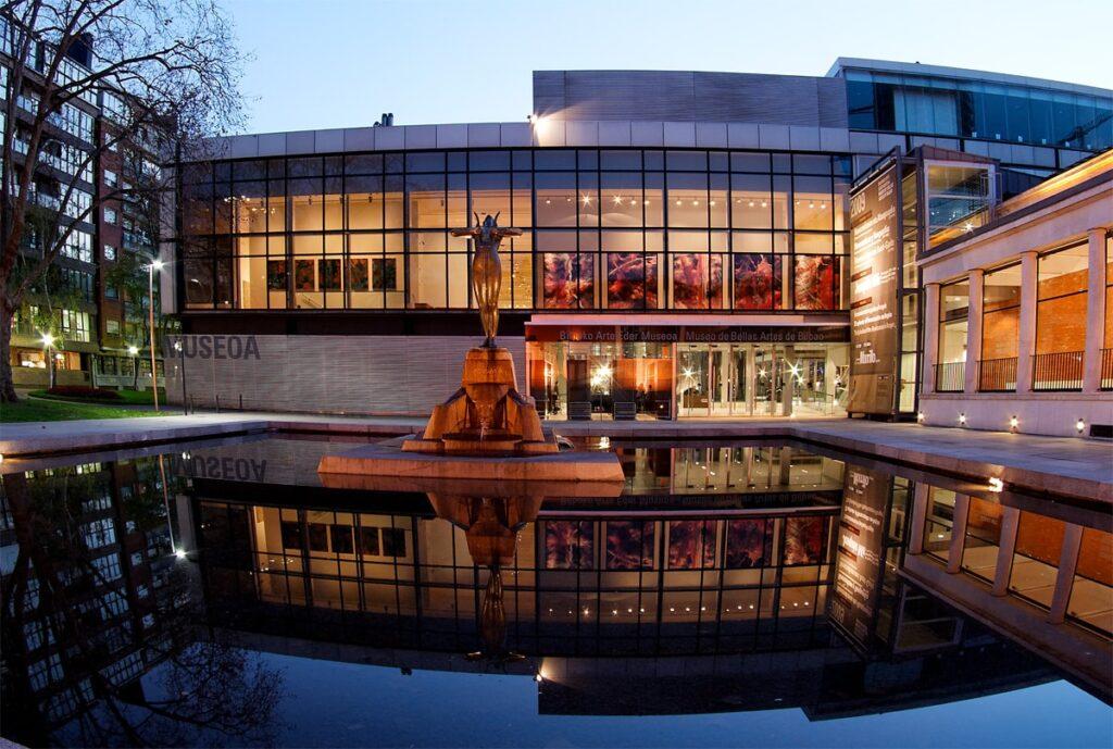 Museo de bellas artes Bilbao