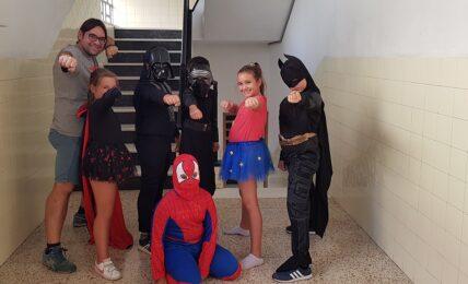 Aprender matemáticas con los héroes de Marvel