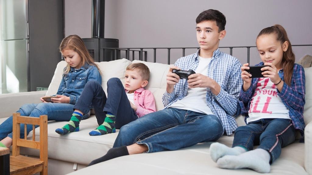 Cómo evitar el exceso de consumo de pantallas