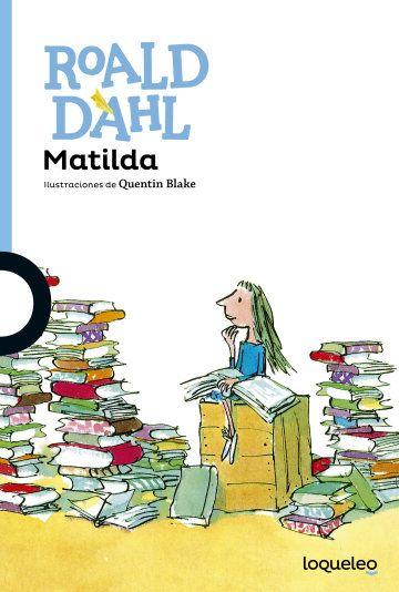 Matilda es una lectora empedernida con tan solo cinco años.