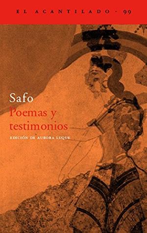 Poemas y testimonios novedades editoriales marzo