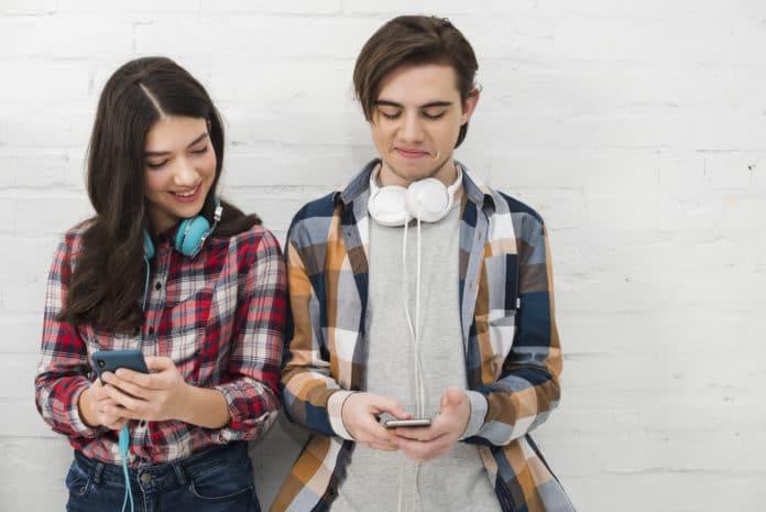 smartphones adolescentes