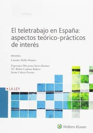 El teletrabajo en España