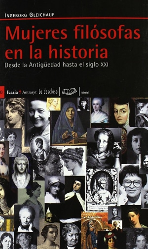 Mujeres filósofas en la historia Libros escritos por mujeres
