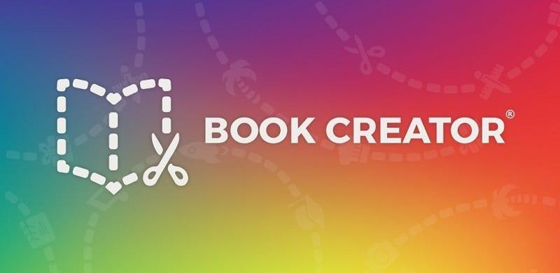 Book Creator web banner