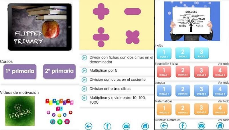 Flipped Primary App