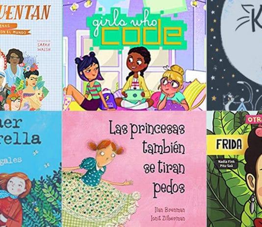 igualdad en las aulas de Primaria con estos libros