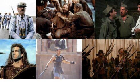películas históricas que ayudan a preparar la EBAU