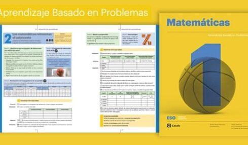 Editorial Casas, matemáticas online para Secundaria basadas en el ABP
