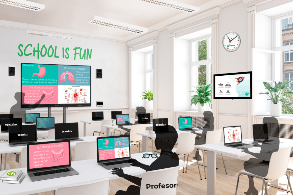 eshare monitor interactivo