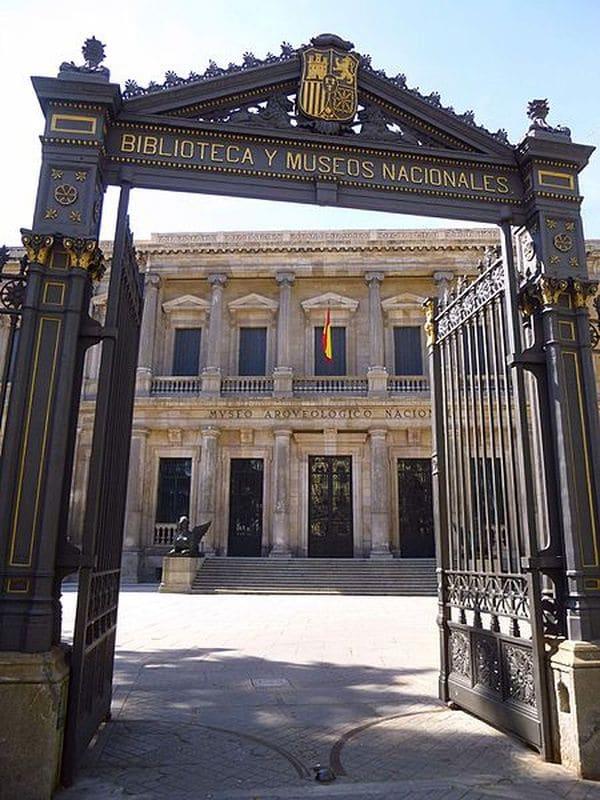 Museo Arqueológico Nacional (Madrid)