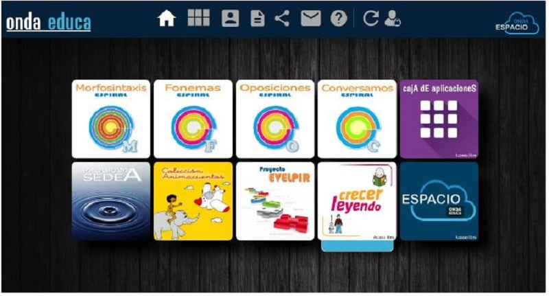 Espacio Onda plataformas educativas gratuitas