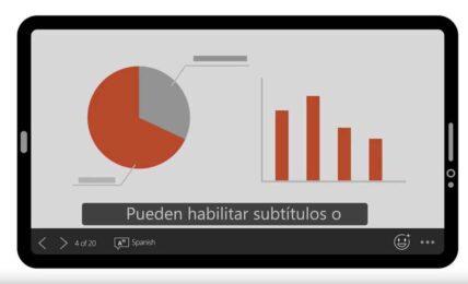PowerPoint, ahora con presentaciones en directo