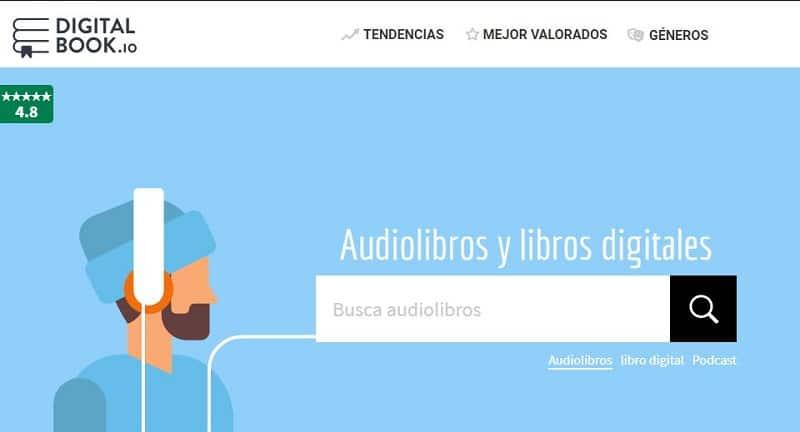pagina web de digitalbooks.io