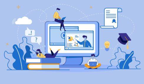Educación online docentes