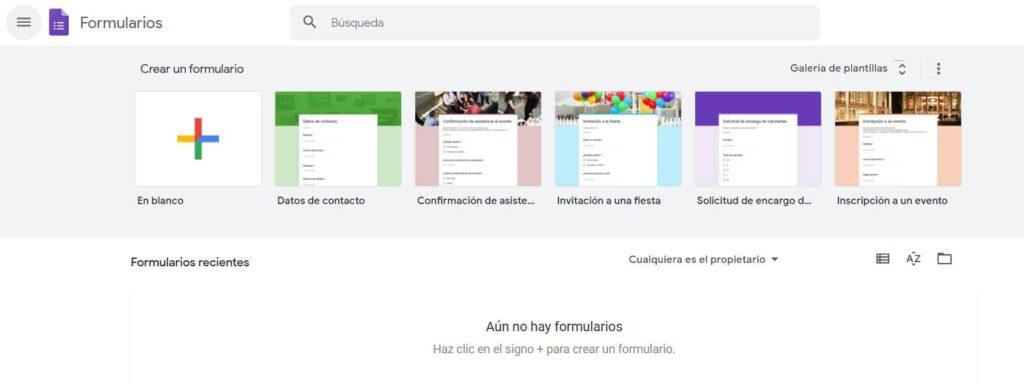 Google Forms herramientas para crear y corregir exámenes