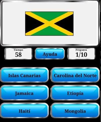 Geografía Mundial aplicación