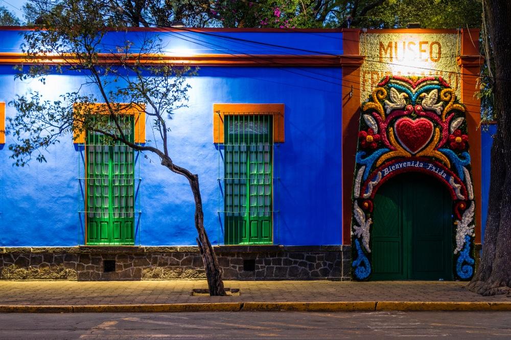 La Casa Azul Día Internacional de los Museos