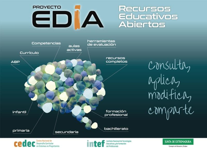 Proyecto EDIA recursos para estudiar desde casa
