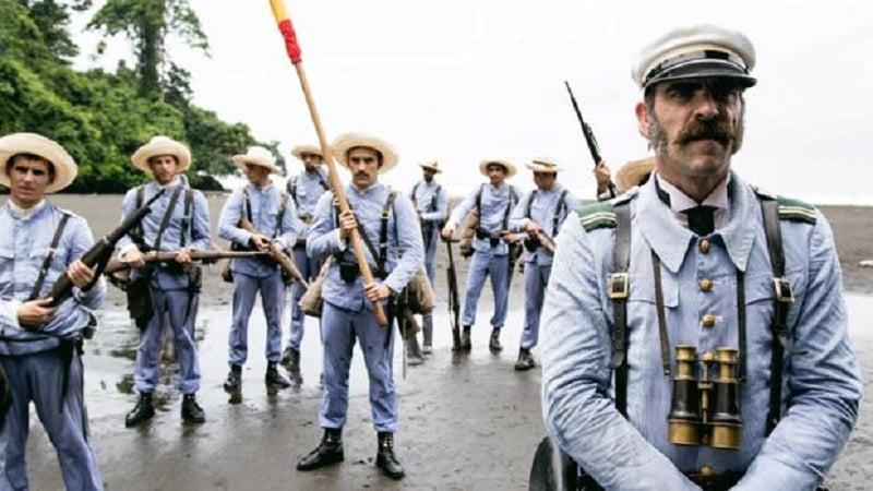 Los últimos de Filipinas - Película histórica